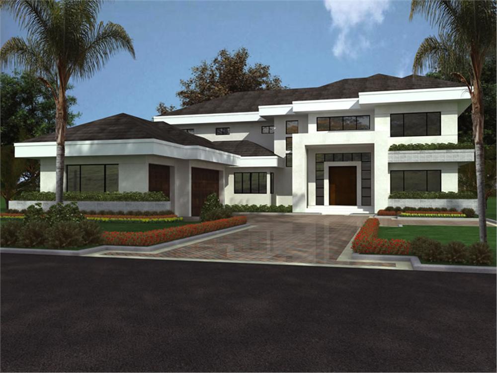 Planos de viviendas planos de casas modernas for Planos de casas modernas en 3d