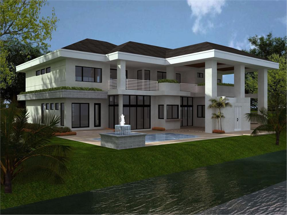 Bulfor construcciones barranquilla colombia plano - Construccion de casas modernas ...